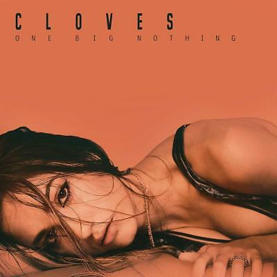 Cloves - One Big Nothing [CD] Sent Sameday*