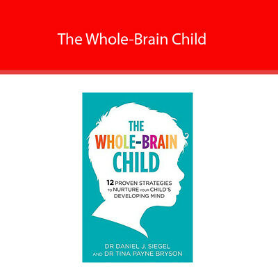 The Whole-Brain Child By Dr Tina Payne Bryson,Daniel Siegel Paperback New