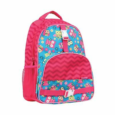Stephen Joseph All Over Print Backpack Owl One Size
