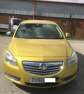 Vauxhall Insignia Se 158 2.0 Cdti 5 Door Hatchback In Gold Full Mot 90575K