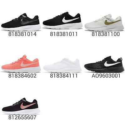 best quality def65 ec7e6 Nike Tanjun GS   BR Womens Kids Youth Running Shoes Lifestyle Sneakers Pick  1