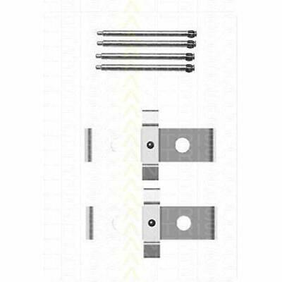 TRISCAN 8105101640 Brake Pad - Accessory Kit Front Axle