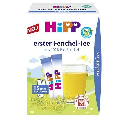 99p Hipp Baby Fennel Tea x15 Healthy drink for babies TOP DEAL!!!