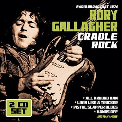 Rory Gallagher - Cradle Rock Radio Broadcast [CD]