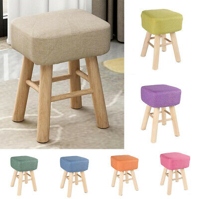 Blesiya Replacement Cover for Rest Stool, Ottoman Slipcover Footstool Covers