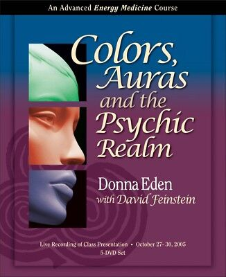 Donna Eden-Colors, Auras and the Psychic Realm [Hypnosis NLP Video Tutorials]
