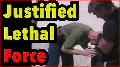 Target Focus Training - Justified Lethal Force [Health Fitness]