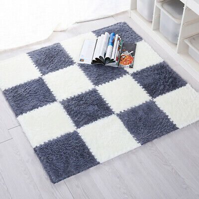 BABY KIDS PLAY MATS EVA FOAMING  FLOOR MATS 20 PCS White + Grey