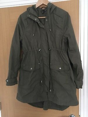 H&M Lightweight Maternity Coat In Small