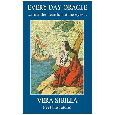 Every Day Oracle Fortune Telling Cards, 52 Cards Deck with Multilingual