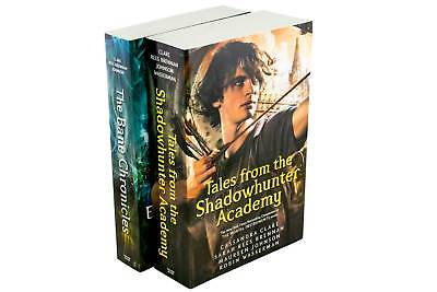 Cassandra Clare Tales From the Shadowhunter Academy and The Bane Chronicles 2 BK