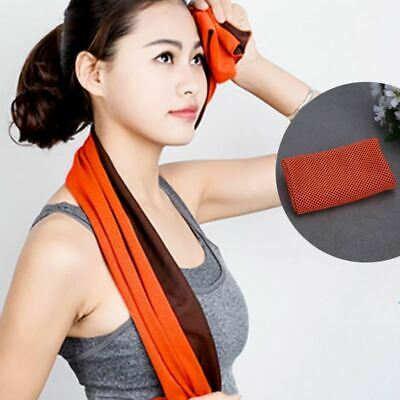Creative Cold Towel Exercise Sweat Summer Ice Towel 35*90cm Sports Ice Cool Towe