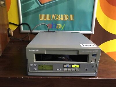Panasonic AG-5150 Video Cassette Recorder VHS PAL