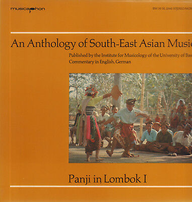 Anthology Of South-East Asian Music 12-Lp/foc