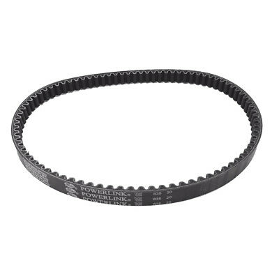 835-20-30 Drive belt for CVT scooters ATV Go Kart GY6 150cc short case US ship
