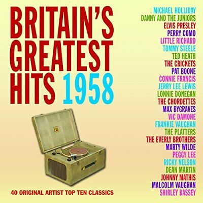 Britain's Greatest Hits 1958 (2CD)