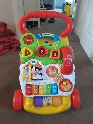 VTech First Steps Baby Walker 80-61763