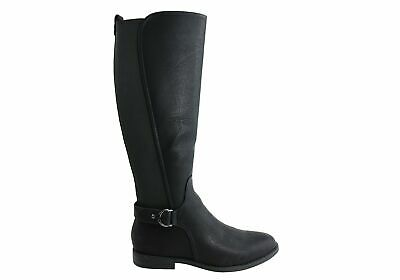 Bellissimo Rebel Womens Comfort Knee High Wide Calf Boots - ShopShoesAU