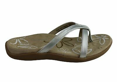 ba4a1ff46 Scholl Orthaheel Moraga Ii Womens Supportive Orthotic Comfort Sandals - SSA