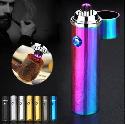SaberLight Sparq Rechargeable Splash and Wind Proof Flameless Butane