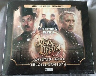 Jago & Litefoot Forever And Revival Big Finish