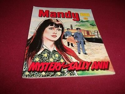 EARLY MANDY PICTURE STORY LIBRARY BOOK from 1980's - never been read: ex condit!