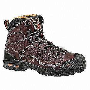 THOROGOOD SHOES Hiking Boots,10,M,Brown,Composite,PR, 804-4037, Brown/Black