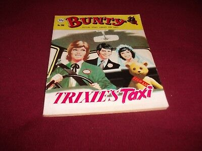 EARLY BUNTY PICTURE STORY LIBRARY BOOK from 1980's: never readt! ex condit!