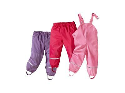 4f3bb3622 LUPILU KIDS  WATERPROOF Trousers with Fleece Lilac 6-8 Y.O.  122 128 ...