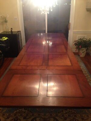 South Cone Hand Made Argentina 12ft Solid Hardwood Dining Table
