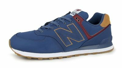 release date: d1244 af71c {ML574BPH} NEW BALANCE 574 Classics Men's Backpack Blue/Brown Sugar *NEW*