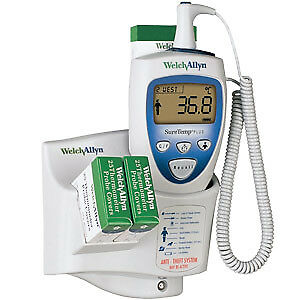 thermomètre électronique sure temp + 692 - welch allyn