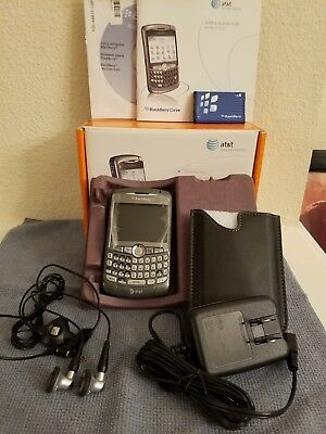 BlackBerry Curve 8310 - Titanium (AT&T) Smartphone and Accessories