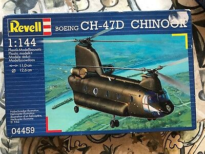 Revell 1:144 CH 47 D Chinook