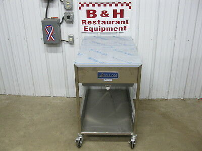 Avalon AFG26T Stainless Steel Donut Icing Glazing Table - Never Used