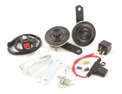 "FIAMM Plastic Horn Kit,Electric,3""L, 66063"