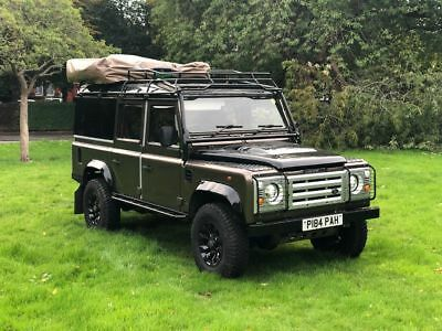 1996 Land Rover Defender 110 Csw  1 0F A Kind