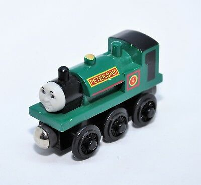 PETER SAM / 1995 FIRST year EDITION /  Vintage, rare, retired Thomas wooden