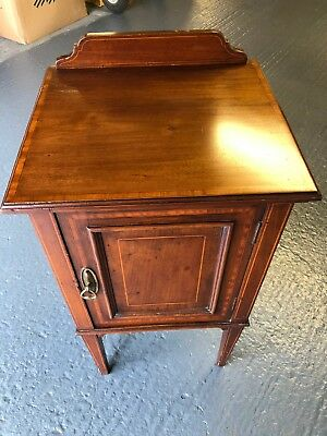Inlaid Side Cabinet in good condition circa 1900