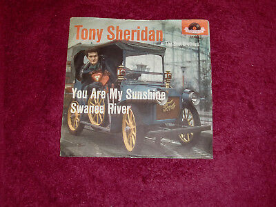 Tony Sheridan And The Beat Brothers - You Are My Sunshine  -Swanee River
