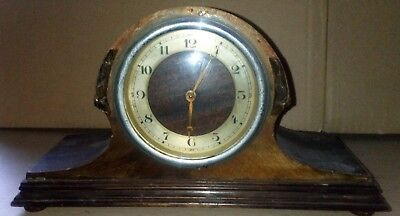 H. A. C. German Napoleon Hat Small Mantle clock.