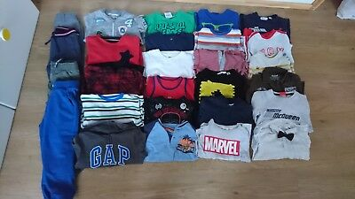 Boys clothes bundles 4-5 years gap hm and other
