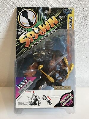 Limited 440/1200 Spawn Action Figure Tremor 2