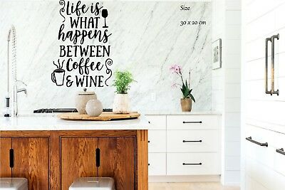 wall art quote vinyl wall sticker decal removable home decor