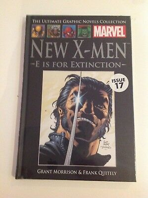 Marvel Ultimate Graphic Novel Collection new X men issue 17 sealed book