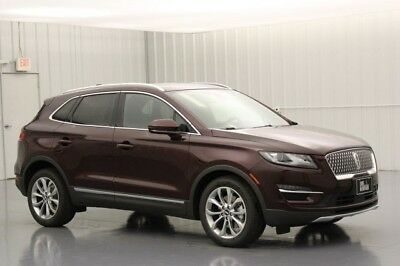 Lincoln MKC SELECT FWD 2.0 TURBOCHARGED 6 SPEED AUTOMATIC SUV ELECT PLUS PACKAGE MKC CLIMATE PACKAGE HEATED LEATHER TRIMMED SEATS