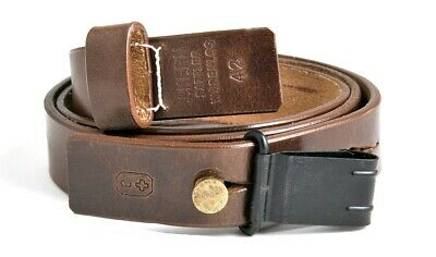 SWISS K31 SCHMIDT-RUBIN LEATHER SLING Dated 1942