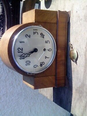 antique/vintage westminster/whitington chime clock