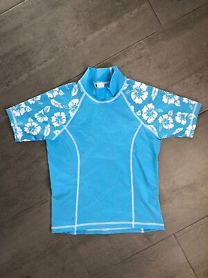 rash guard girls M