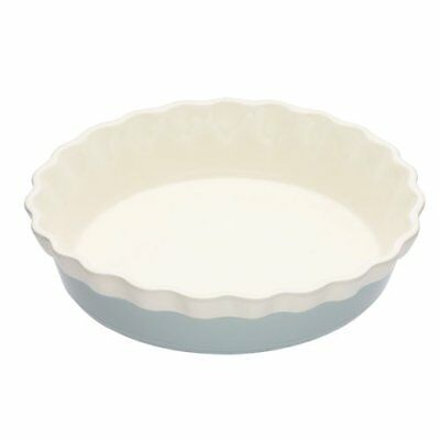 KitchenCraft Classic Collection 26cm Round Ceramic Pie Dish